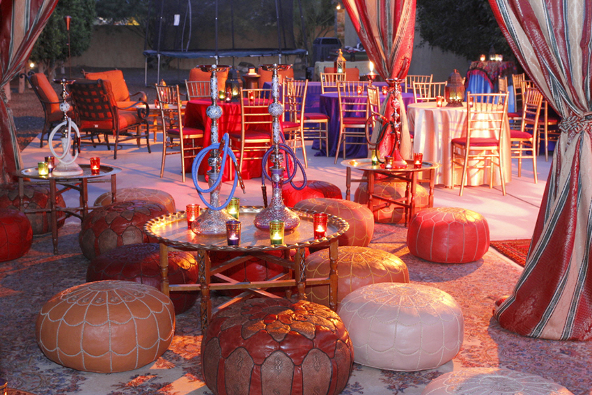 Hookah Party Catering