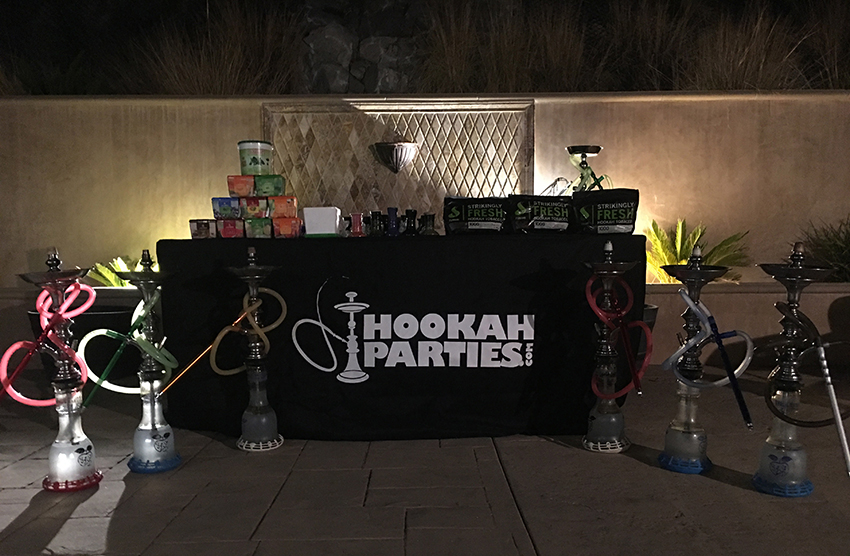 Hookah Party