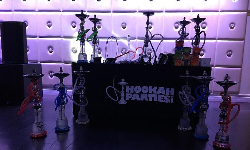 Hookah Parties